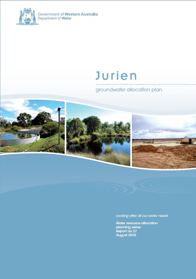 Jurien plan cover