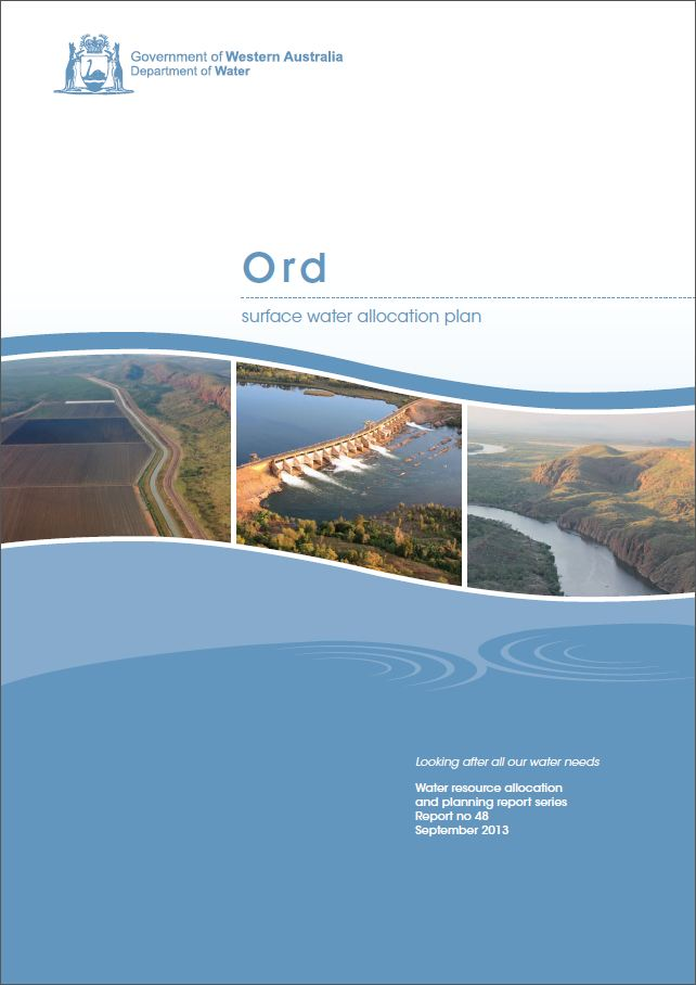 Ord plan cover