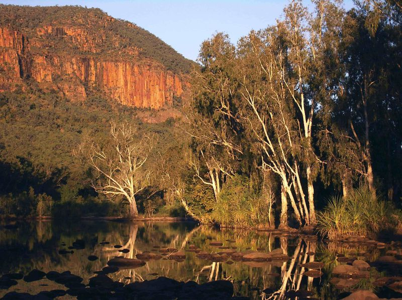 Prince Regent River in the Kimberley is a Priority 1 Wild River