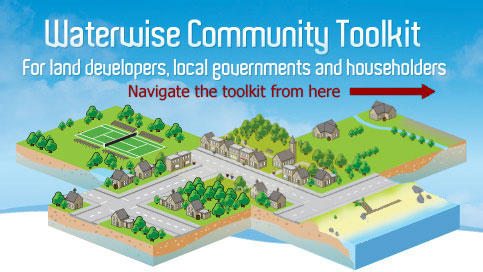 Waterwise Community Toolkit Graphic