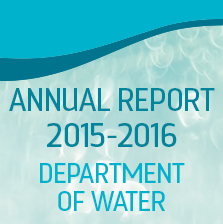 annual report link button